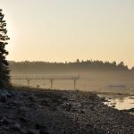 WoodenBoat seashore