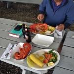 Randy & lobster bake