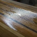 Beaded epoxy