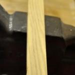 Foot-brace rail