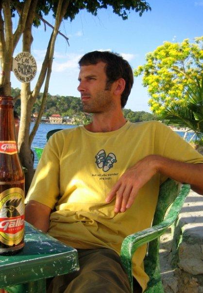 Jeff in Guatemala